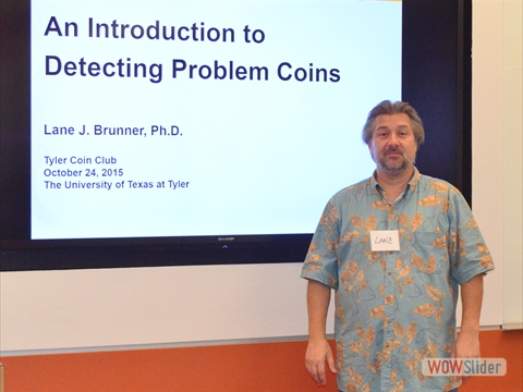 Introduction to Detecting Problem Coins Seminar