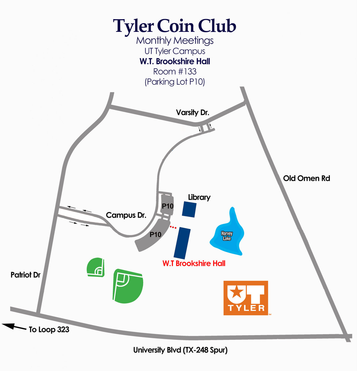 About Us | Tyler Coin Club